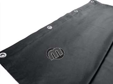 molton tcs meterware schwarz 300 cm molton markt. Black Bedroom Furniture Sets. Home Design Ideas