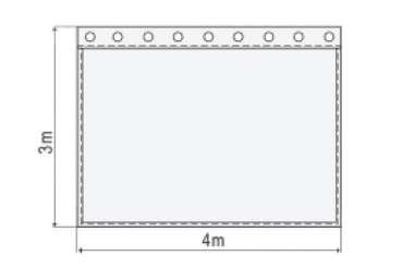 dekomolton konfektioniert wei molton markt. Black Bedroom Furniture Sets. Home Design Ideas