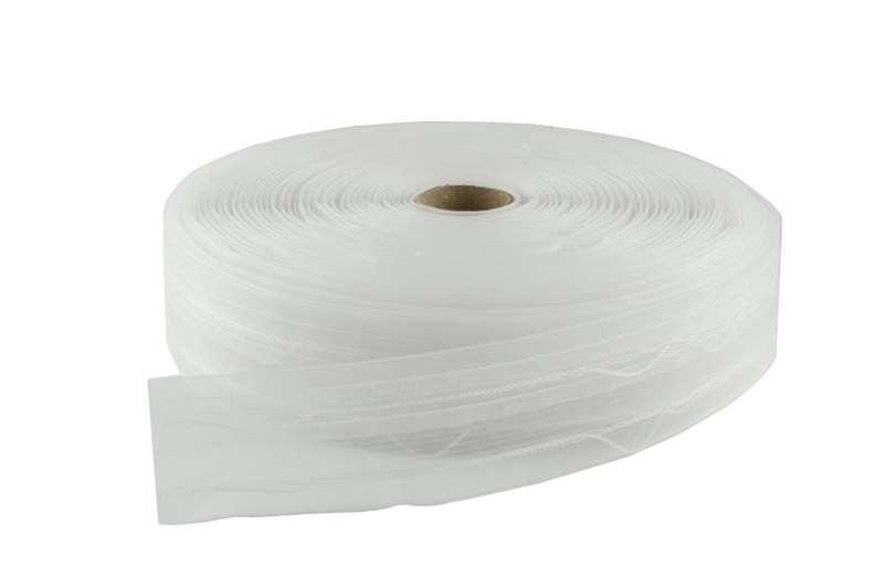 faltenband 1er transparent 70 mm breit 50 m molton markt. Black Bedroom Furniture Sets. Home Design Ideas